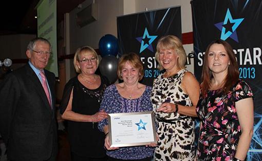 MTW Staff awards, 2013