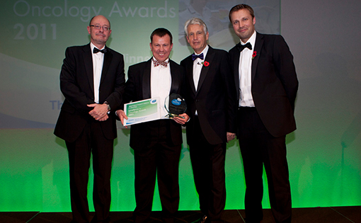 Pfizer UK Excellence in Oncology awards, 2011